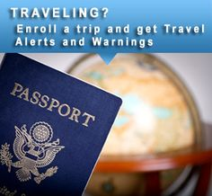 Smart Traveler Enrollment Program - Travel Safety Alerts, Emergency Preparedness