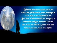 Oração a arcanjo Miguel contra os poderes do mal Por Luz de Amor