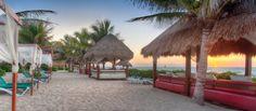 El Dorado Royale in Puerto Morelos, Riviera Maya, Mexico.  Adults only, AA, 4-Diamond resort.