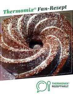 Nutellakuchen Von Dree81 Ein Thermomix Rezept Aus Der Kategorie