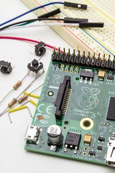 M33_RaspberryPi_Opener -- Simple Sound Board for the Rasberry Pi