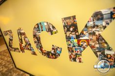 DIY Name Photo Collage by Sweet Dreams Photo Video - mazelmoments.com