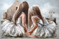 Artwork of Maria exhibited at Robertson Art Gallery, specialists in the selling of original art of top South African Artists. Amazing Drawings, Beautiful Drawings, Stella Art, Claudia Tremblay, South African Artists, Painting People, Portraits, Illustrations And Posters, Art World