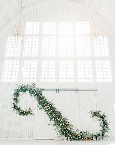 Stunning wedding backdrop at The White Sparrow! Photo by Neva Michelle Photography-Florals by Details Dallas - Planning by Heather Benge Events for Styled Shoots Across America