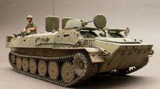 МТ-ЛБ — Каропка.ру — стендовые модели, военная миниатюра