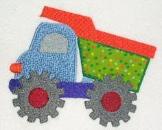 Free Applique Designs | Applique Designs for Boys