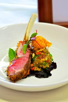 Lamb appetizer  Pairs with Malbec and Shiraz.  For more PERFECT pairings go to www.chefvivant.com  #foodanddrink #wine