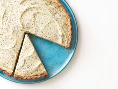 Poppy Seed Torte Recipe : Food Network Kitchens : Food Network - FoodNetwork.com