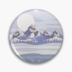 Canvas Prints, Art Prints, Mountain Range, Winter Day, Ranges, Order Prints, My Arts, Just For You, Buttons