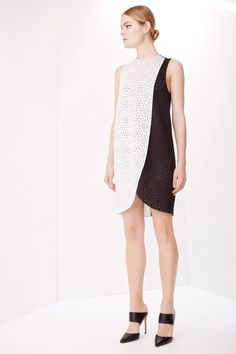 Kaelen | Resort 2015 Collection - Color Block and Texture