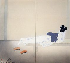 Kitano Tsunetomi(1880〜1947)   『いとさんこいさん』