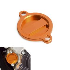 Motorcycle Factory Oil Filter Cover Fits For KTM 250/350/450/530  SX-F/XC-F SMR