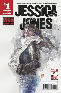 First look at Jessica Jones #1 It's been a long time coming, but Alias Investigations is finally back in business.Private [...]