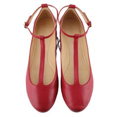 Perfect shoes to wear on a casual or dressed up occasion for any age. Very cute color.