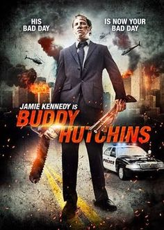 Why would an action thriller choose a comedian as its protagonist? The questions do not end here as Buddy Hutchins disappoints on several fronts. The story is lackluster and partially stolen from Joel Schumacher's Falling Down (1993), with one down trodden here turning to violence, when faced with life challenges. The result is bloody but lackluster. And, this film should be skipped by all film fans.