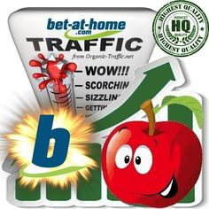 Buy bet-at-home,com Web Traffic