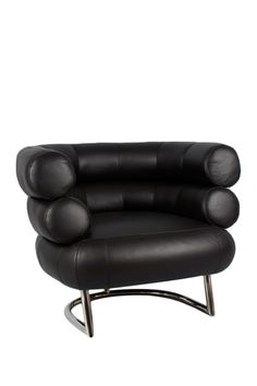 The Eileen Black Lounge Chair on @HauteLook