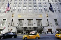 A Chinese firm bought the fabled Waldorf Astoria hotel in New York last year