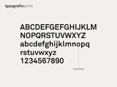 Afbeeldingsresultaat voor schreefloze letter