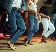 How about learning some linedancing? There's always something to do at Holiday Park Resort.