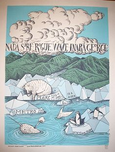 Poster by Diana Sudyka