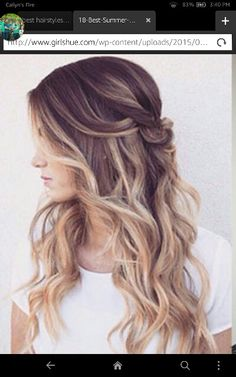 Bow up do perfect for summer