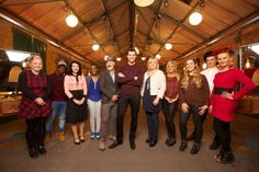 BBC Three Hair - Presenter, Judges & Contestants