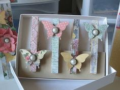 55 Awesome DIY Clothespin Crafts Ideas That Would Surely Imp.- 55 Awesome DIY Clothespin Crafts Ideas That Would Surely Impress Your Visitors 55 Awesome DIY Clothespin Crafts Ideas That Would Surely Impress Your Visitors - Kids Crafts, Craft Stick Crafts, Crafts To Sell, Craft Gifts, Diy Gifts, Craft Projects, Paper Crafts, Handmade Gifts, Clothes Pegs
