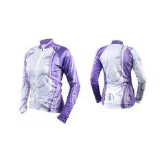 Summer Long Jersey-Vine       http://www.xtremebicyclist.com/women-cycling-clothing/147-summer-long-jersey-vine.html#