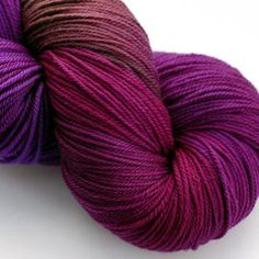 Hand-dyed yarn from SweetGeorgia Yarns. May have pinned before, but it is so beautiful, it is worth pinning again!