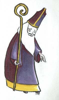 La légende de Saint Nicolas Avatar, Illustrations, Photos, Images, Paintings, Dibujo, Pictures, Illustration, Photographs