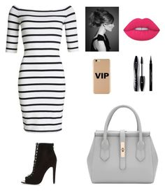"""Untitled #18"" by laanabanana ❤ liked on Polyvore featuring Superdry, River Island, Givenchy, Lime Crime and Lancôme"