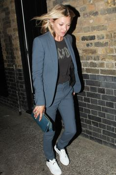 Kate Moss - so she might be a great clothes horse, but c'mon .... and Pete Doherty? You've got to be kidding me