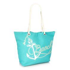 aqua anchor bag | debenhams.com
