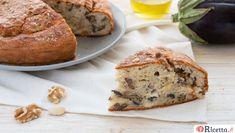 La torta 7 vasetti alle melanzane è una ricetta davvero semplice da preparare: gli ingredienti vengono dosati con un vasetto di yogurt, senza usare la bilancia. Banana Bread, Baking, Desserts, Facebook, Food, Vegetarian, Vegan, Tailgate Desserts, Deserts