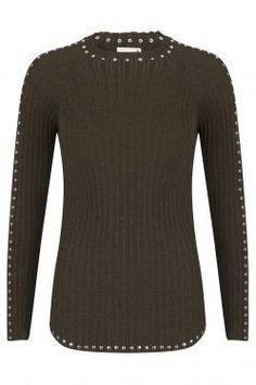 Supertrash   Keat-neule Sweaters, Fashion, Moda, Sweater, Fasion, Pullover, Fashion Illustrations, Fashion Models