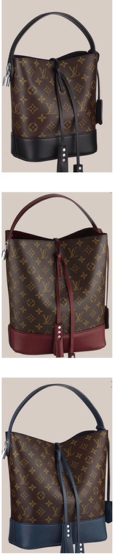 #Louis Vuitton - 2015 The latest designs  Collage by #Luxurydotcom pics via twitter