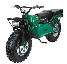 2 Wheel Drive Rokon Scout