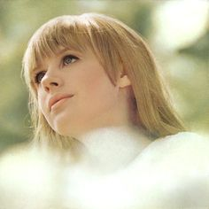 Marianne Faithfull photographed by Andre Berg – 1967