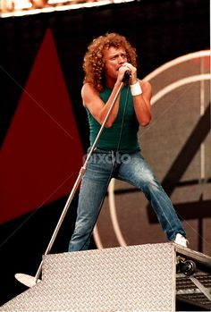 Lou Gramm of Foreigner by Marsha Biller - People Musicians & Entertainers ( concert contest,  )