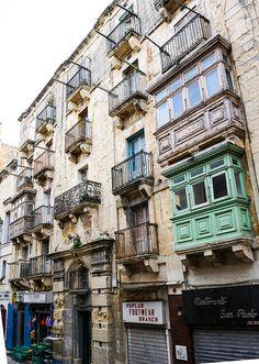 Valletta, Malta. Rent in Malta for cheap...