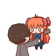 Aw lol #anime #Nozakikun