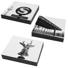 Triptychon Berlin I, 50€, jetzt auf Fab.