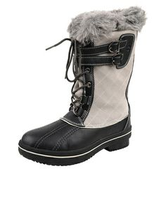 BearPaw Rossland also available in Hickory combo