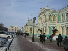 Irkutsk, Russia (Siberia)  Glad to have been there but don't know that I'll try to make it back.