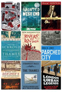Because it's not enough just to read a book, sometimes you have to read books that make you enjoy that book even more. Here's a list for #RiversofLondon fans and #Cityread readers - http://capitadiscovery.co.uk/cityoflondon/lists/47f4ae90-5954-5673-aad2-0741fe4c869e #London #books #libraries #readinglists