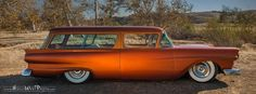 '57 Ford Ranch Wagon