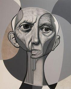 Incredible Hyperrealistic Paintings By Patrick Kramer Look Just - Incredible hyper realistic paintings by patrick kramer