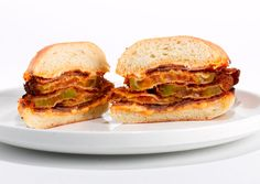 Grilled Pimiento Cheese and Fried Green Tomato Sandwich (GPC)