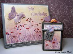 Tarjeta Cumpleaños  y MagicBox